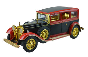 Retro-Vintage Old Car Model Scale: 1:32- (T-64)