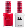 DND Daisy Gel Duo - Striking Red #474-Gel Nail Polish + Lacquer-Universal Nail Supplies