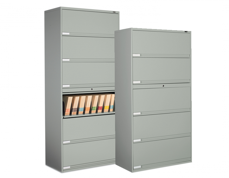 End Tab Cabinets