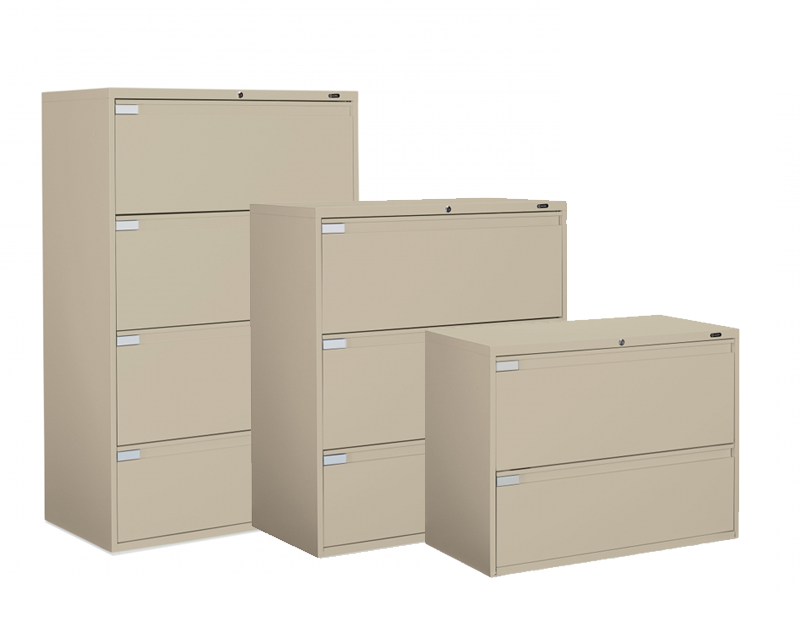 9100 Plus Series Lateral Files