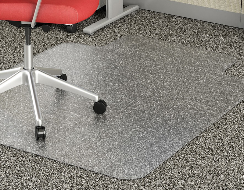 Low Carpet Chairmat