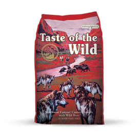 TASTE OF THE WILD SOUTHWEST CANYON WITH WILD BOAR DRY DOG FOOD