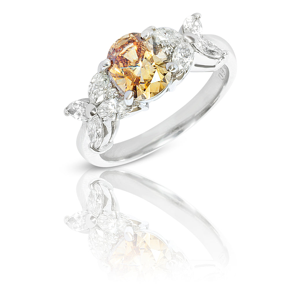 The Brown Diamond - K.D. Jewelry Sf