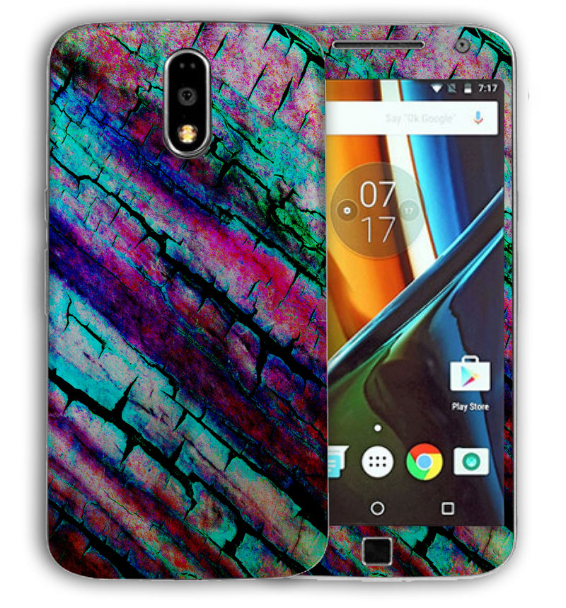 Moto G4 Plus Abstract Collection - JW Skinz