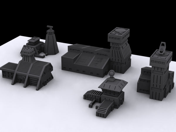 Federation Faction Pack