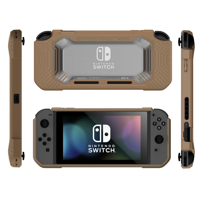 GameCage NS Pro Protection Case for  Nintendo Switch - Rollcage