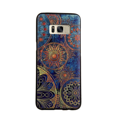 3D painting case for Samsung Galaxy S8 and S8 plus