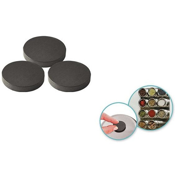 "1.2"" Magnetic Buttons 3/pk"