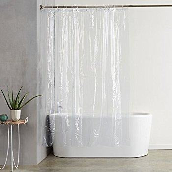 Shower Curtain, Clear