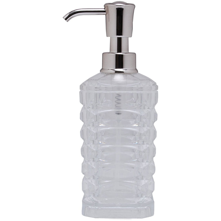 Lotion Dispenser, Clear