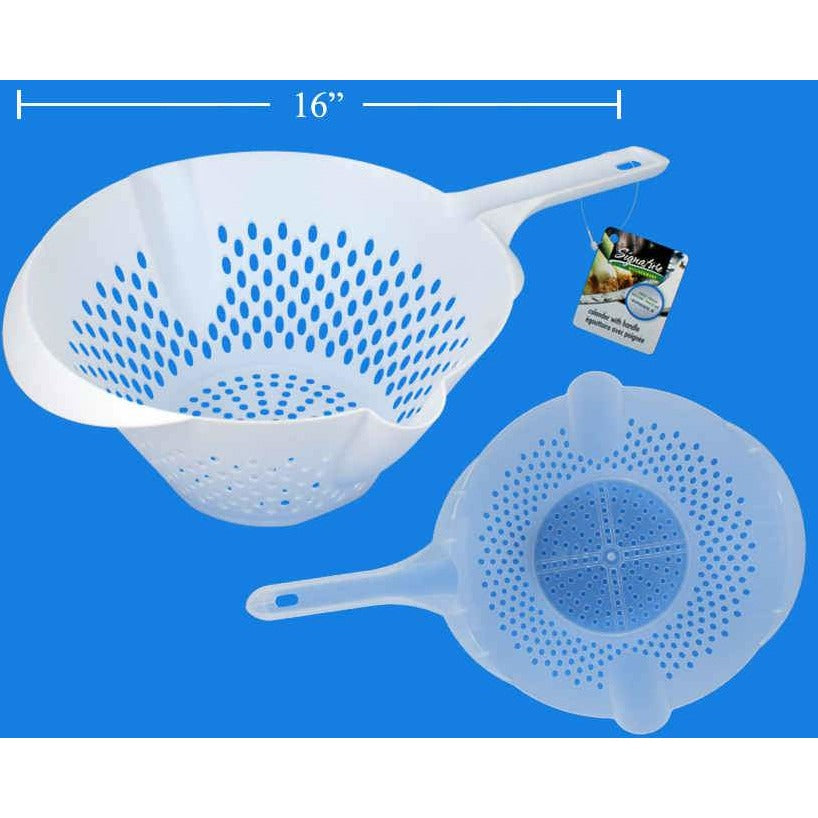 Plastic Colander with Handle