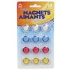 12-piece Magnetic Buttons