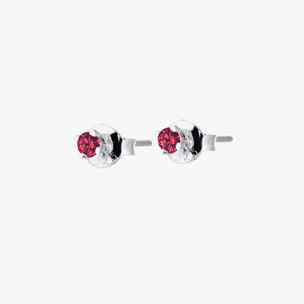 Birthstone Studs July