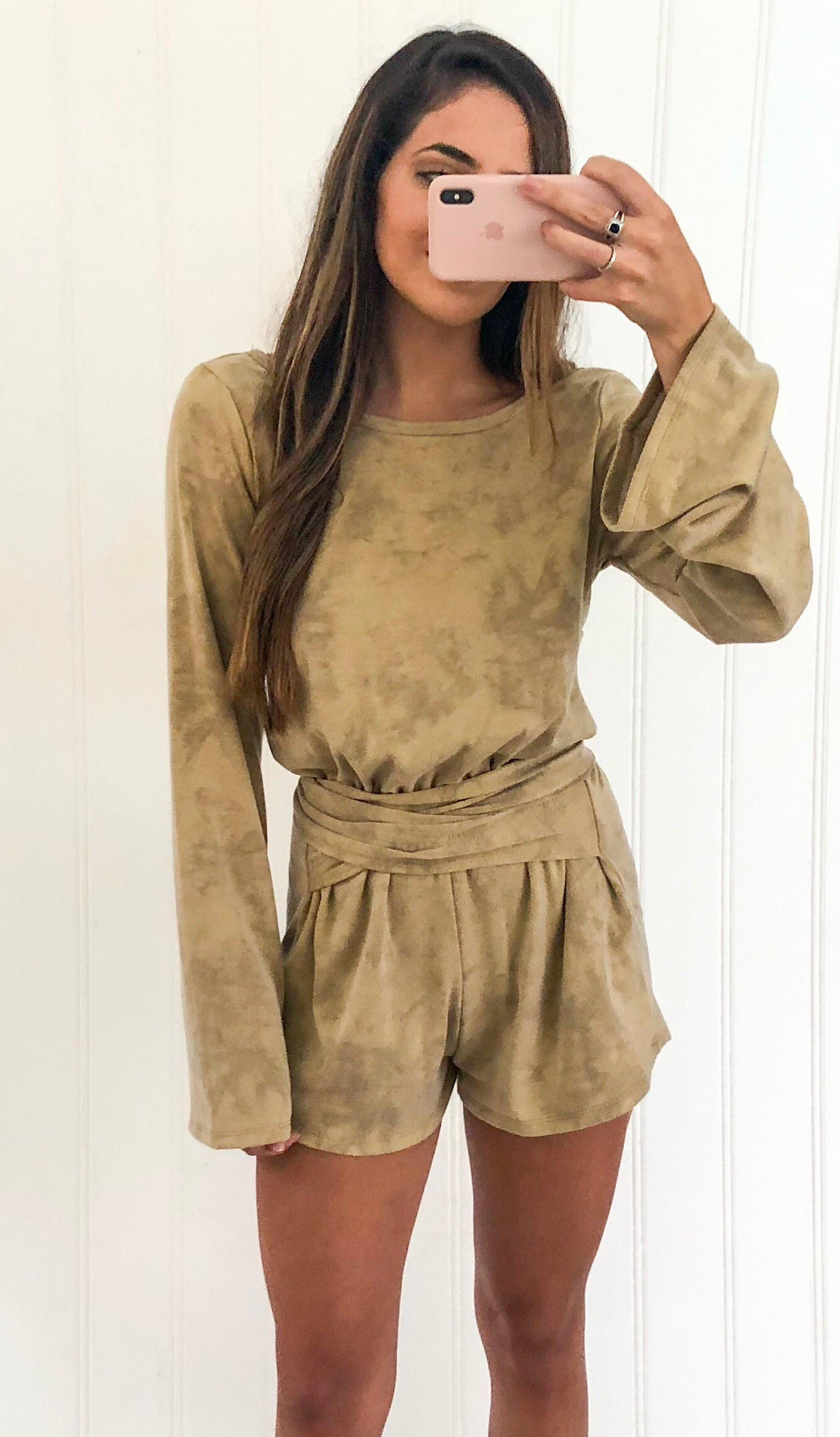 REAGAN ROMPER - elbie boutique, LLC