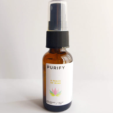 Purify - Meditation/Body Mist - Made Spocket