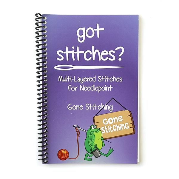 Got Stitches Books Gone Stitching