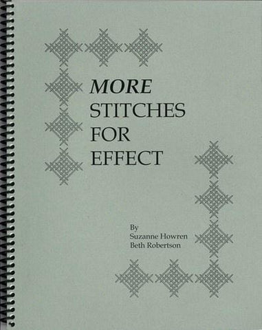 More Stitches for Effect Books Rainbow Gallery