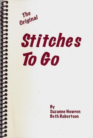 The Original Stitches to Go Books Rainbow Gallery