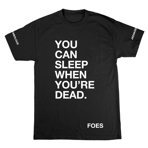 Sleep When You're Dead T-Shirt + Digital Album