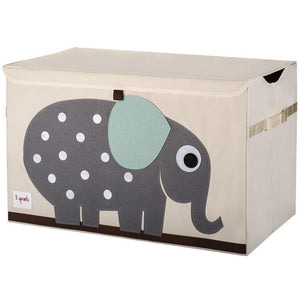 3 Sprouts Toy Chest Elephant