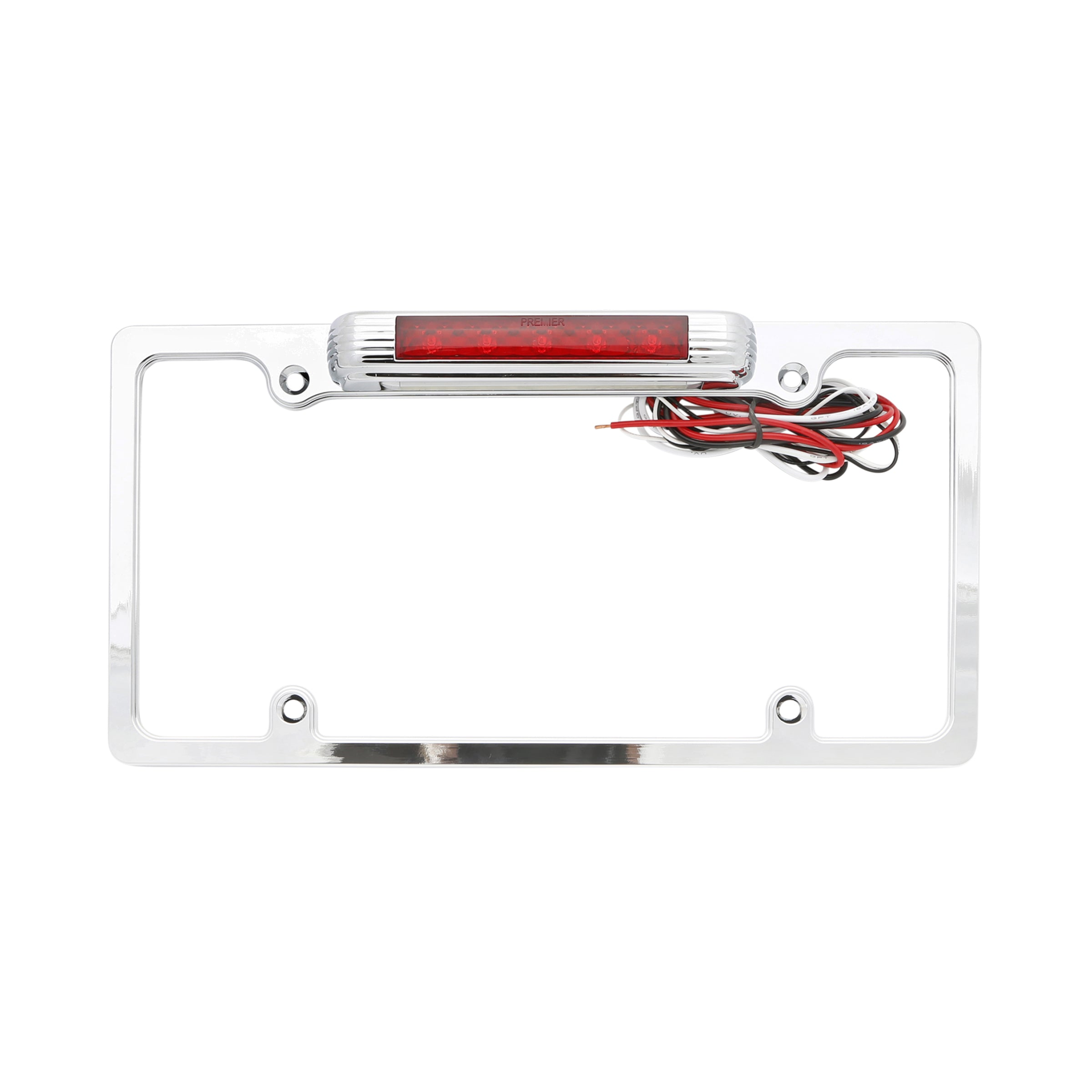 License Plate Frame • LED