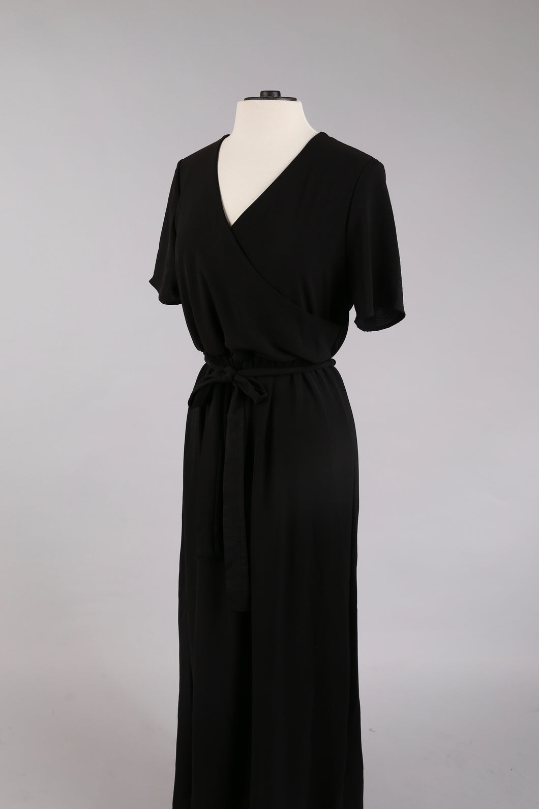 Maxi Dress in Black