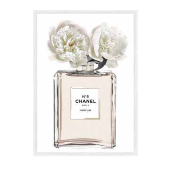 Chanel Flowers Nude