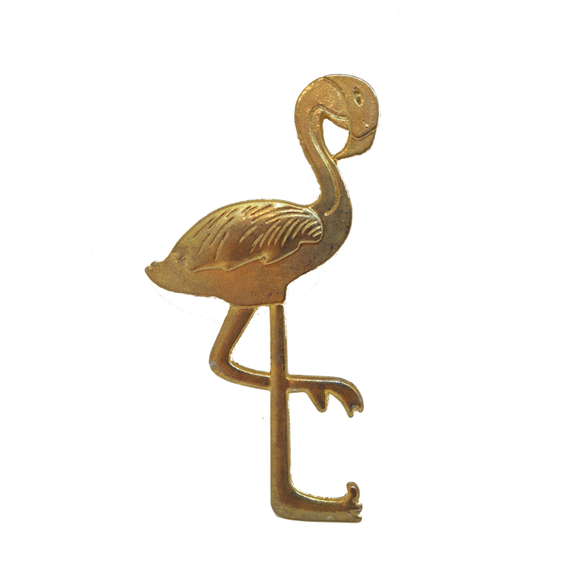 Gold Bird Bottle Opener