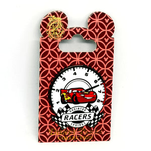 Radiator Springs Racers - Lightning Mcqueen Pin