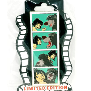 DSSH - Baloo and Mowgli Photo Booth Pin