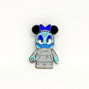 Daisy Duck Haunted Mansion Vinylmation Pin