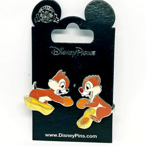 Chip and Dale Acorn 2 Pin Set