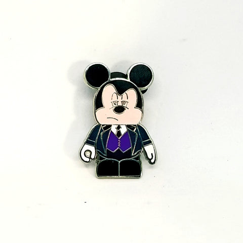 Mickey Haunted Mansion Vinylmation Pin