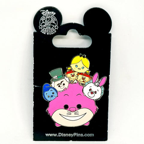 Alice In Wonderland Tsum Tsum Pin
