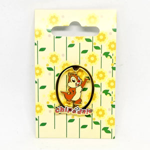 JDS - Chip and Dale Spinner Pin