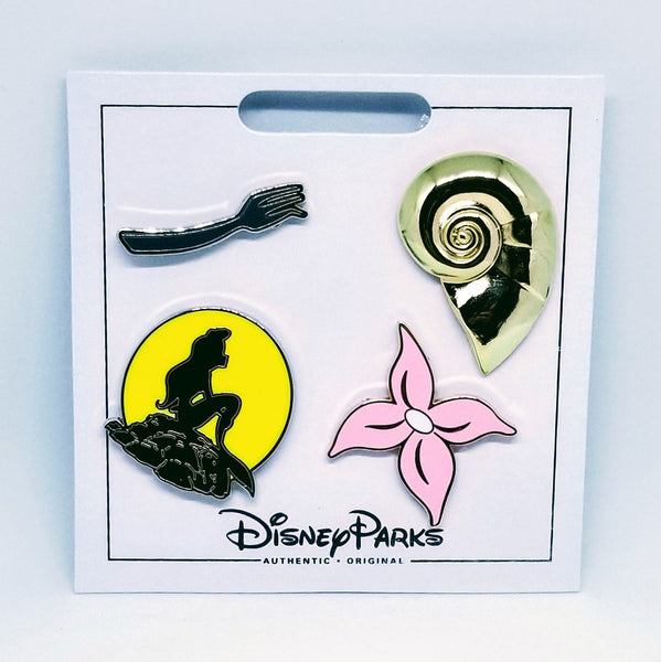 Ariel's Flower Pin - Booster Pack