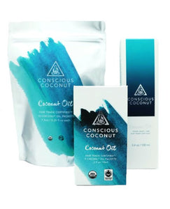 Conscious Coconut - Grab & Go Box