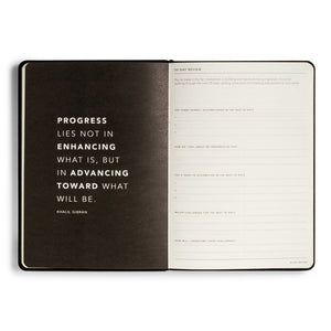 Lululemon Progress Journal