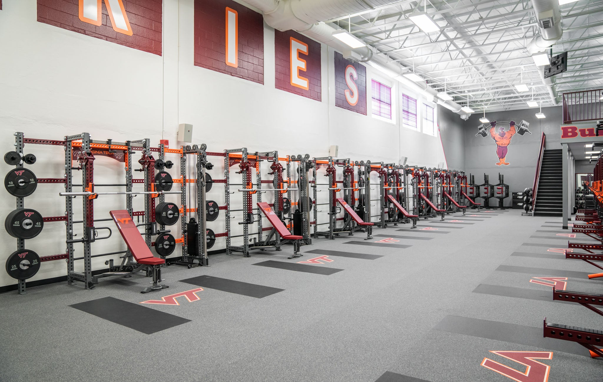 Virginia Tech Strength and Conditioning