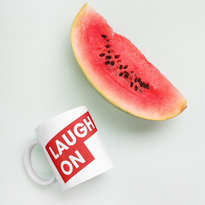Laugh On Mug