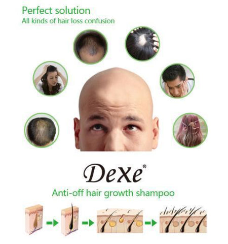 DEXE Anti-Hair Loss ReGrowth Shampoo