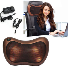 ELECTROMOTION CAR AND HOME MASSAGE PILLOW