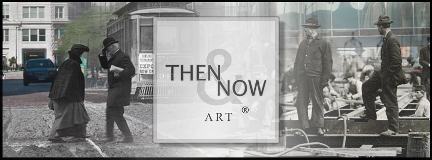 Then & Now Art®
