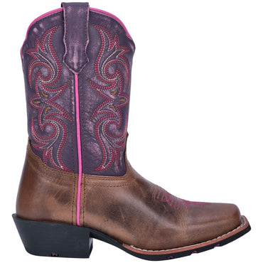 MAJESTY LEATHER CHILDREN'S BOOT