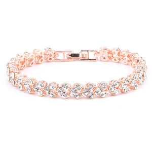 Classic Crystal Bracelet - Bliss Ever After