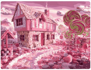 Pink Candy House - LOVIELO
