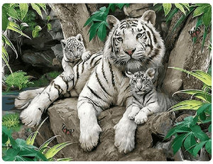 White Tiger Family - LOVIELO