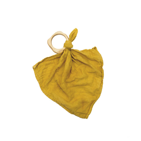 Willaby Teether Blankie - Golden, canada,- Minna.ca