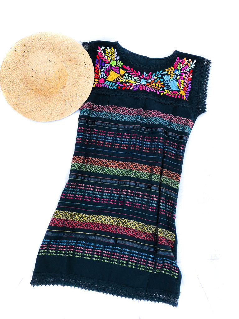 Paloma Mexican Dress