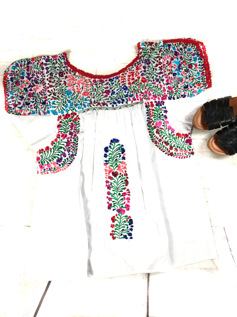 San Antonio Blouse